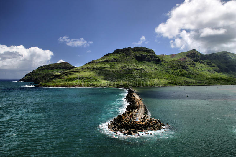 Kauai royalty free stock image