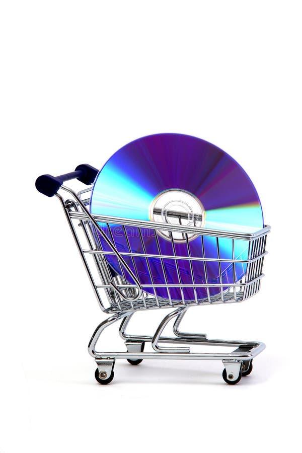 Kaufende Software-Lizenz stockbild