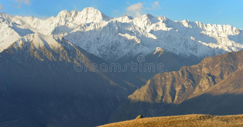 Kaukasus i vår arkivbild