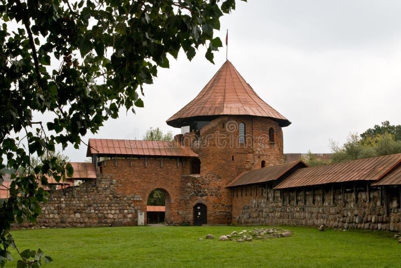Kaunas-alte Stadt lizenzfreie stockfotos
