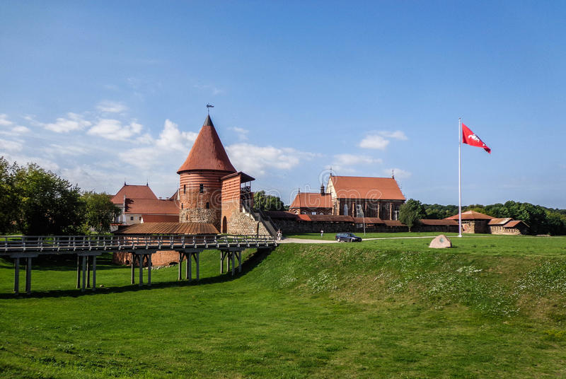 Kaunas, Litouwen stock afbeeldingen