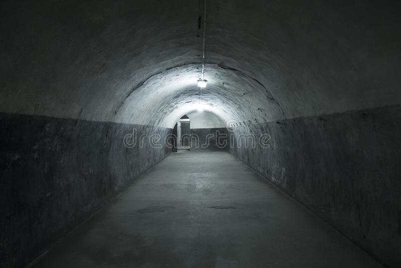 Kaunas Negende Fort stock fotografie