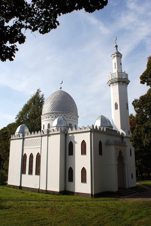 Kaunas-Stadt-Moschee stockfotos