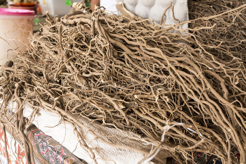 Effects of kava root