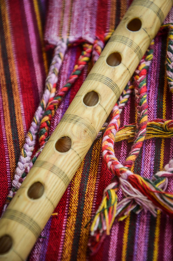Kaval - instrumentos tradicionales fotos de archivo libres de regalías