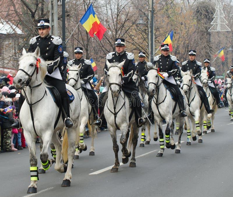 Kavalleri 4 arkivfoto