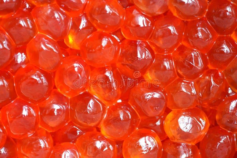 Kaviar als Hintergrund stockfoto