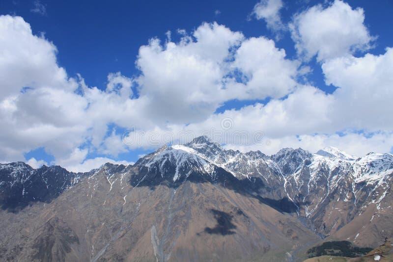 Kavkaz стоковая фотография rf