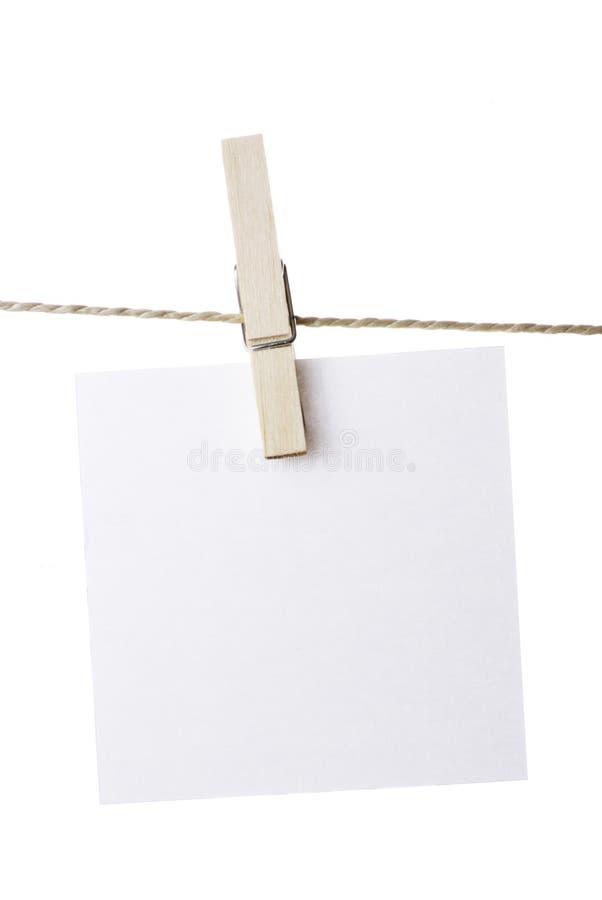 kawałek papieru zdjęcia stock