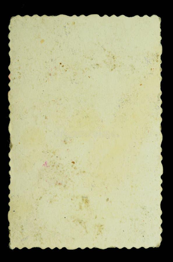 kawałek papieru rocznie fotografia stock
