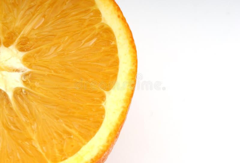 kawałek pomarańczy zdjęcie stock