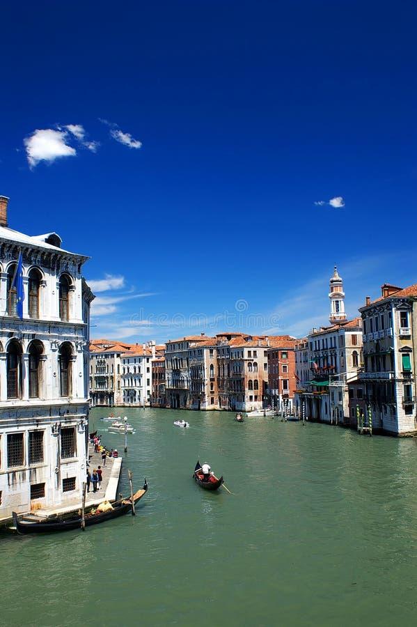 kawałków kanałowy Wenecji zdjęcie royalty free