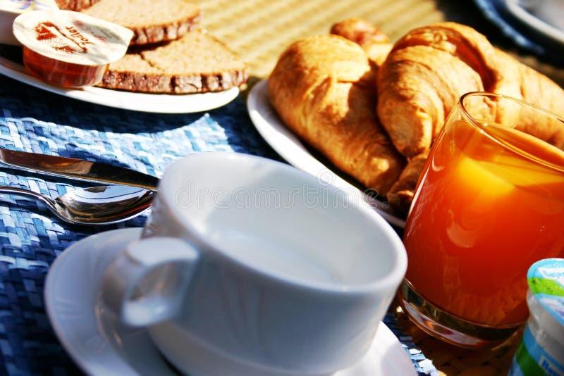 kawa śniadaniowa obrazy royalty free