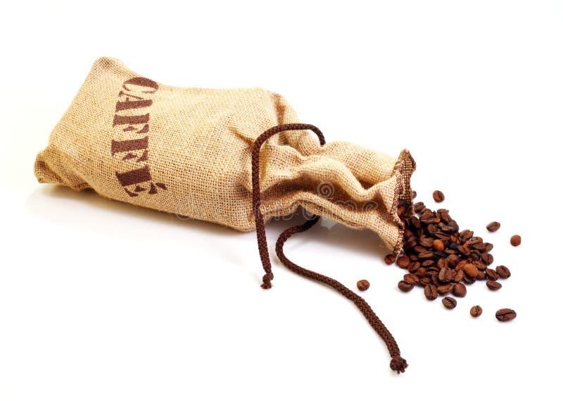 Download Kawa obraz stock. Obraz złożonej z burlap, espresso, arousal - 13334645