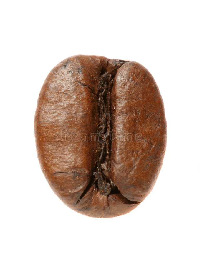 kawa bobowa zdjęcia stock