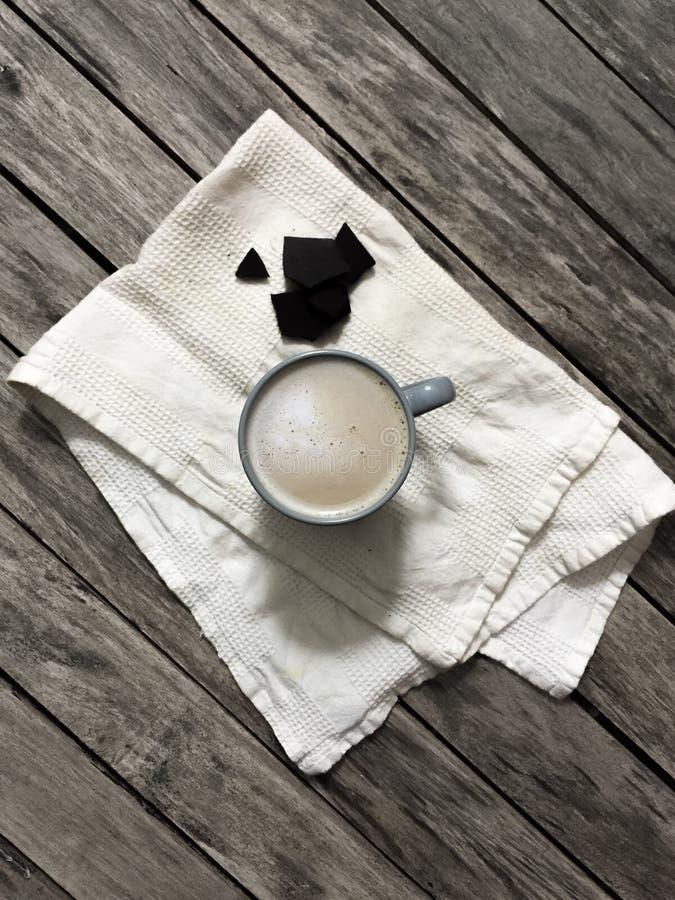 Kawa i czekolada obraz royalty free