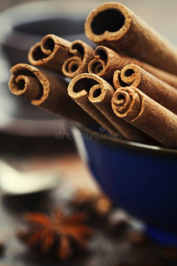 Kawa i pikantność zdjęcia stock
