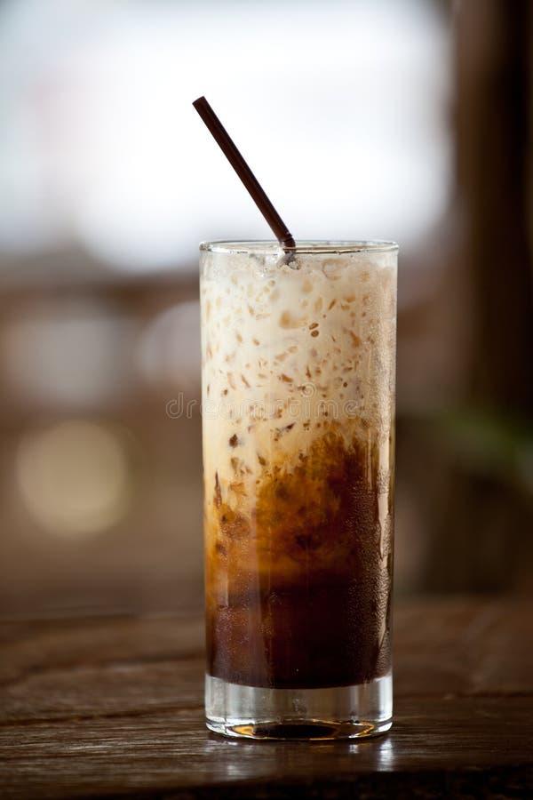 kawa lód obrazy stock