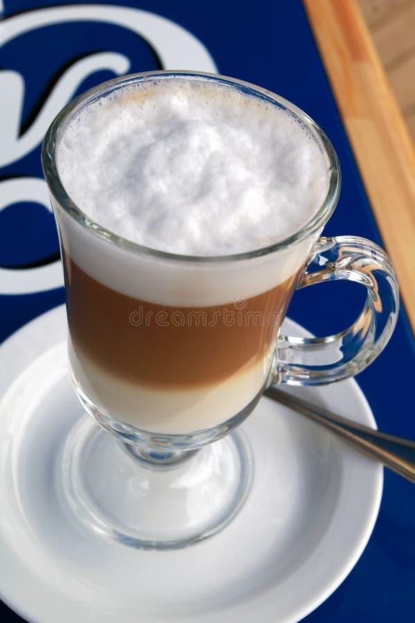 kawa latte zdjęcia royalty free