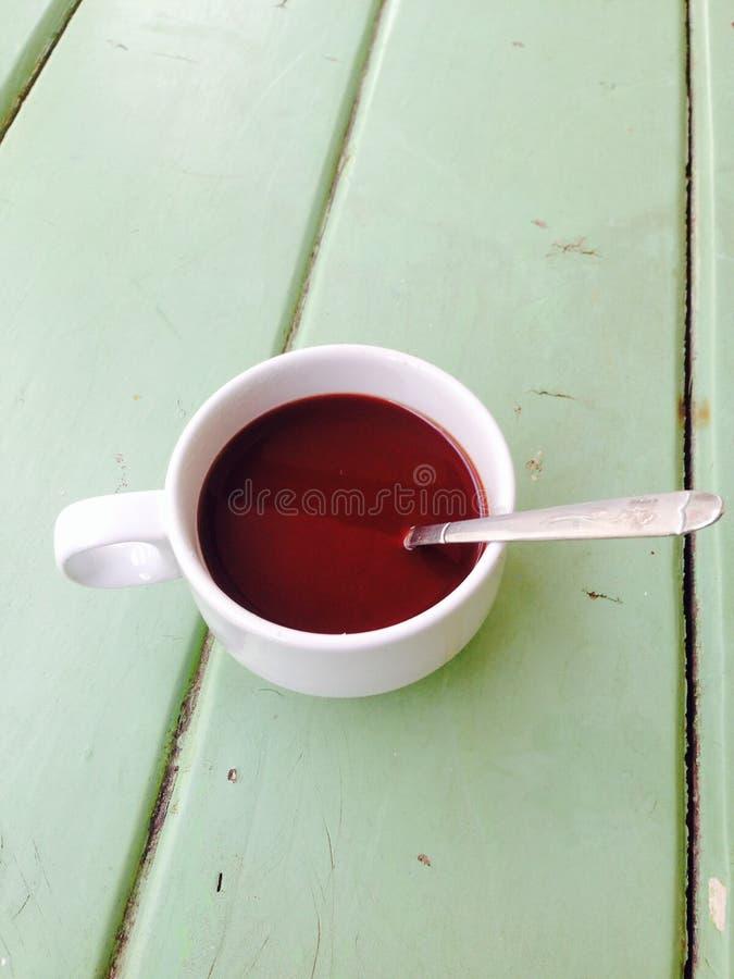 Kawa lub herbata zdjęcia royalty free