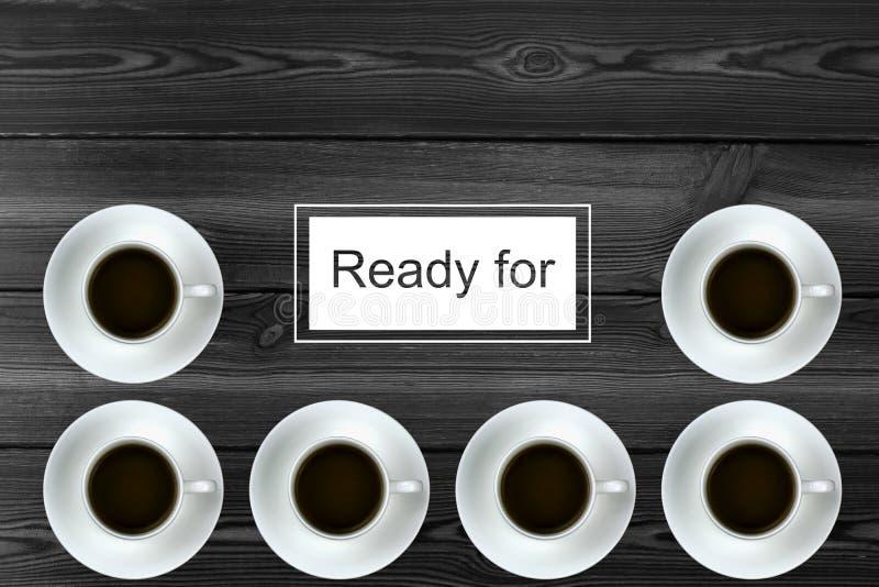 Kawa przygotowywa obraz royalty free