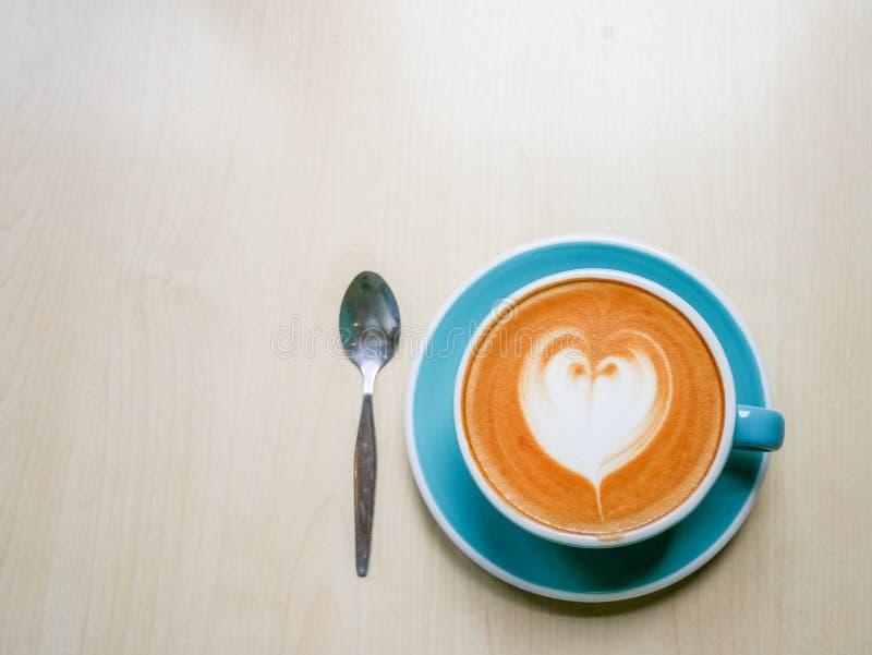Kawa w miłości zdjęcie royalty free