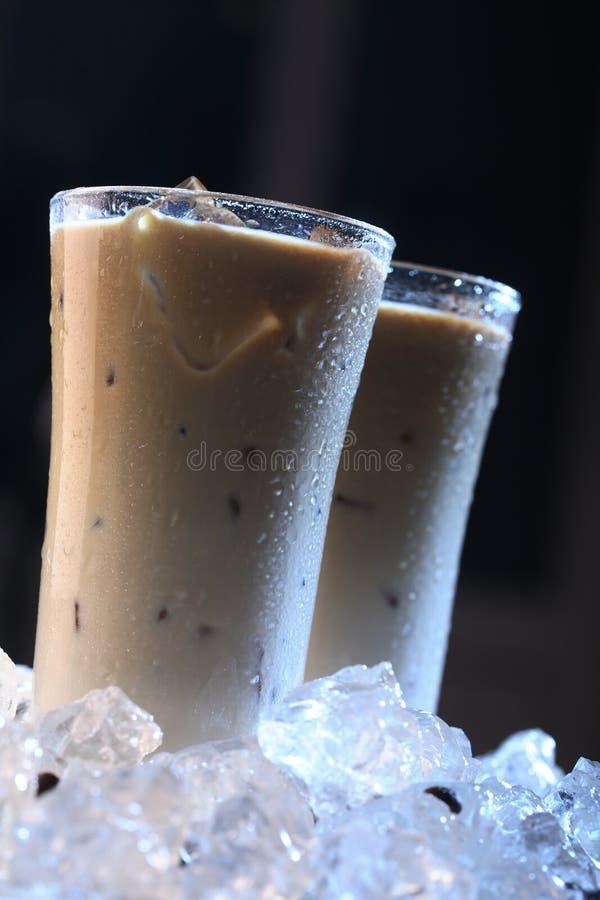 kawa zamrażająca zdjęcie stock