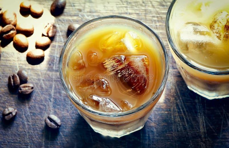 kawa zamrażająca zdjęcie royalty free