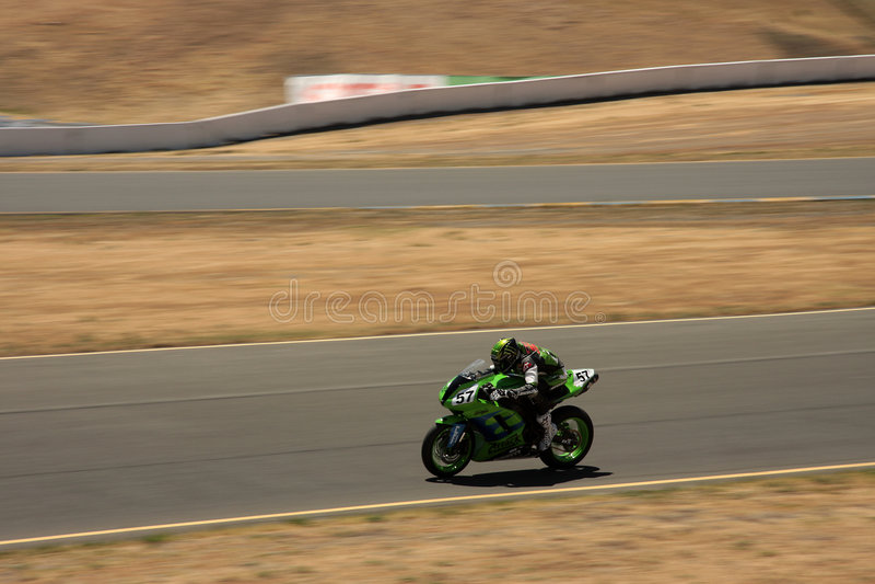 kawasaki ama showdow superbike στοκ εικόνες με δικαίωμα ελεύθερης χρήσης