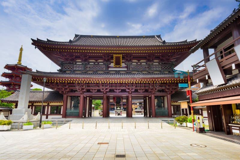 Kawasaki Daishi Shrine in Japan stockbild