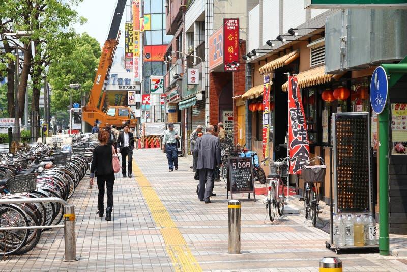 Kawasaki, Japon photographie stock