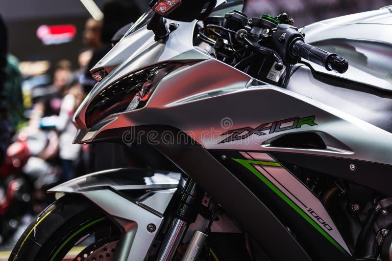 Kawasaki Ninja ZX-10R immagini stock libere da diritti
