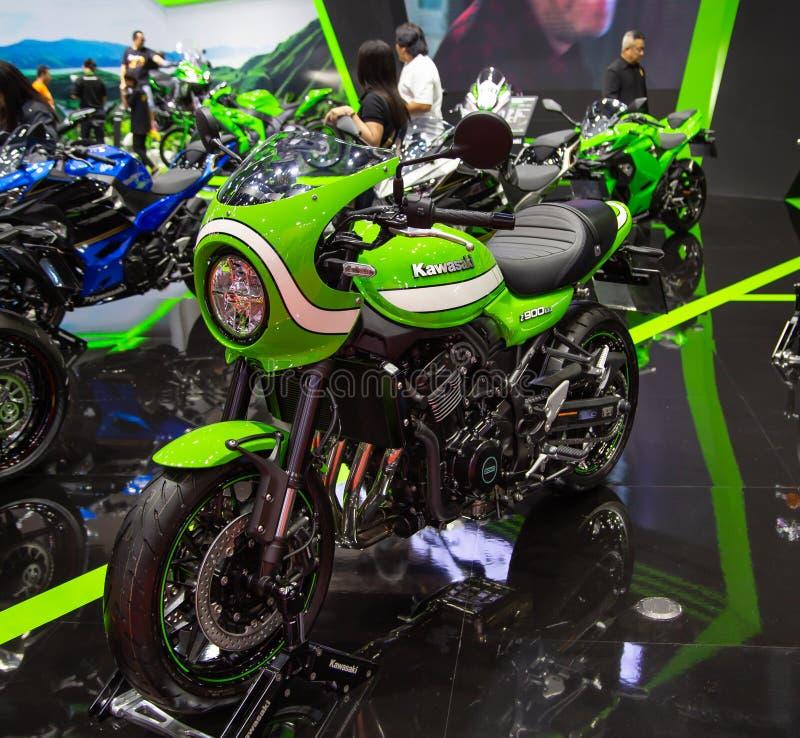 Kawasaki Z900RS royaltyfri foto