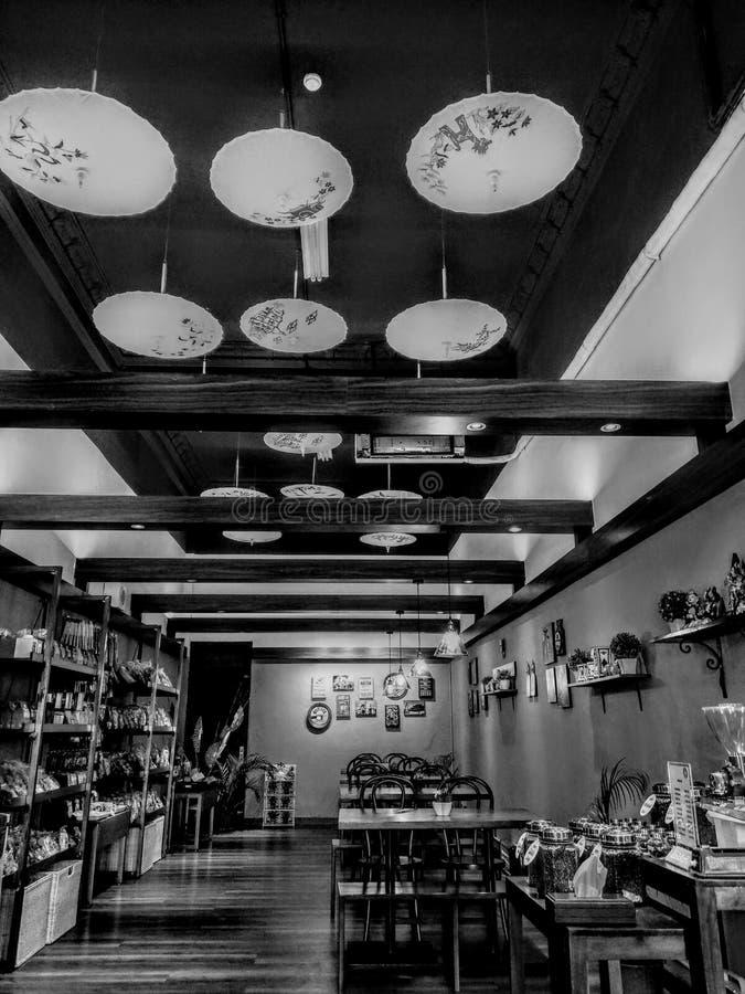 Kawiarnia fotografia stock