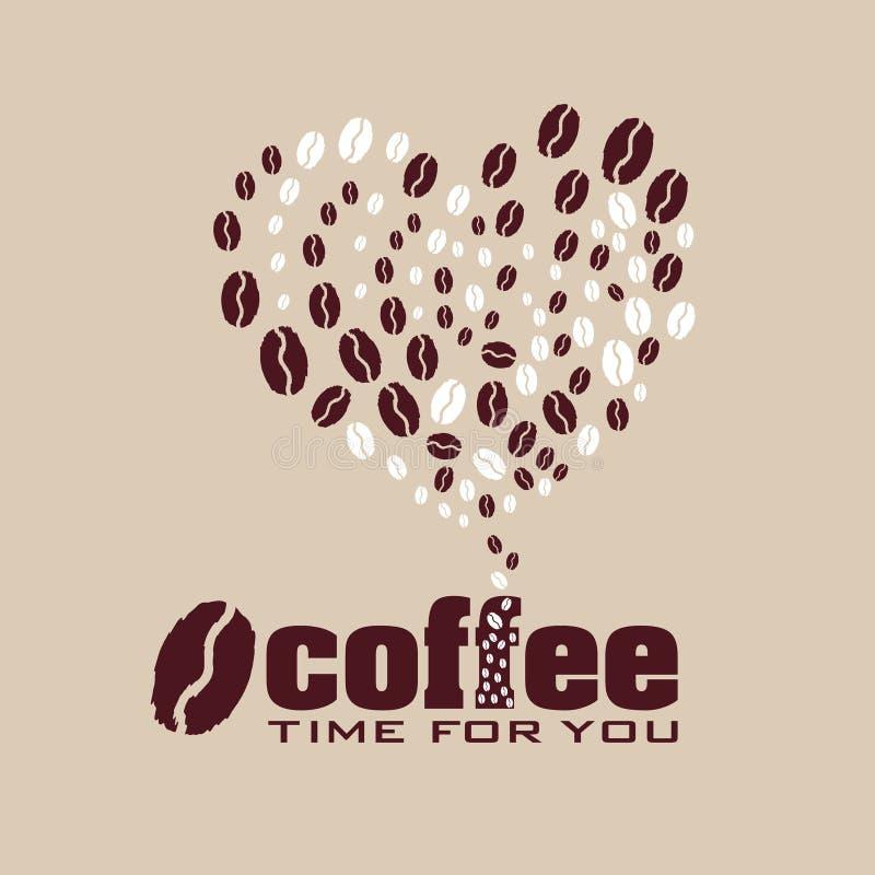 Kawowa kierowa ilustracja ilustracji