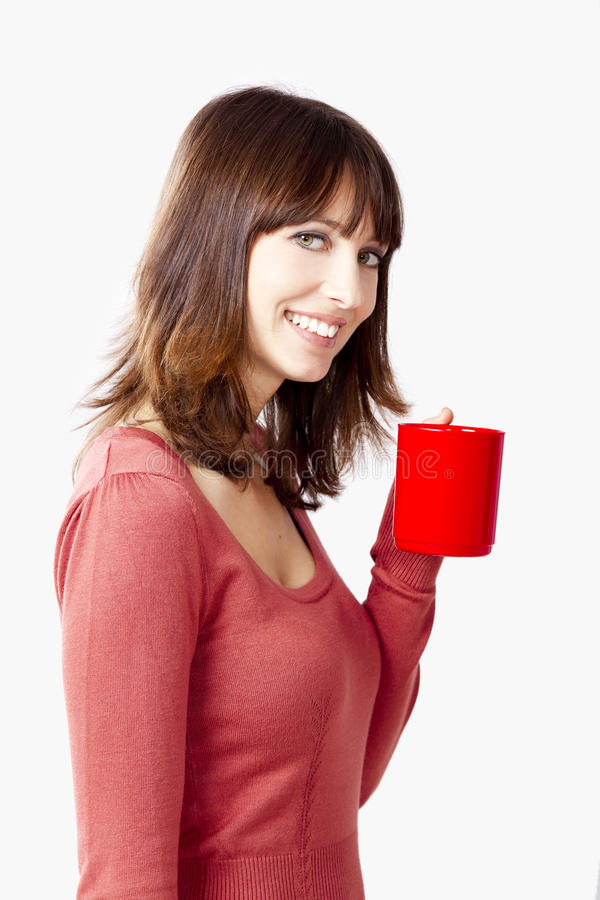 Kawowy czas obrazy stock
