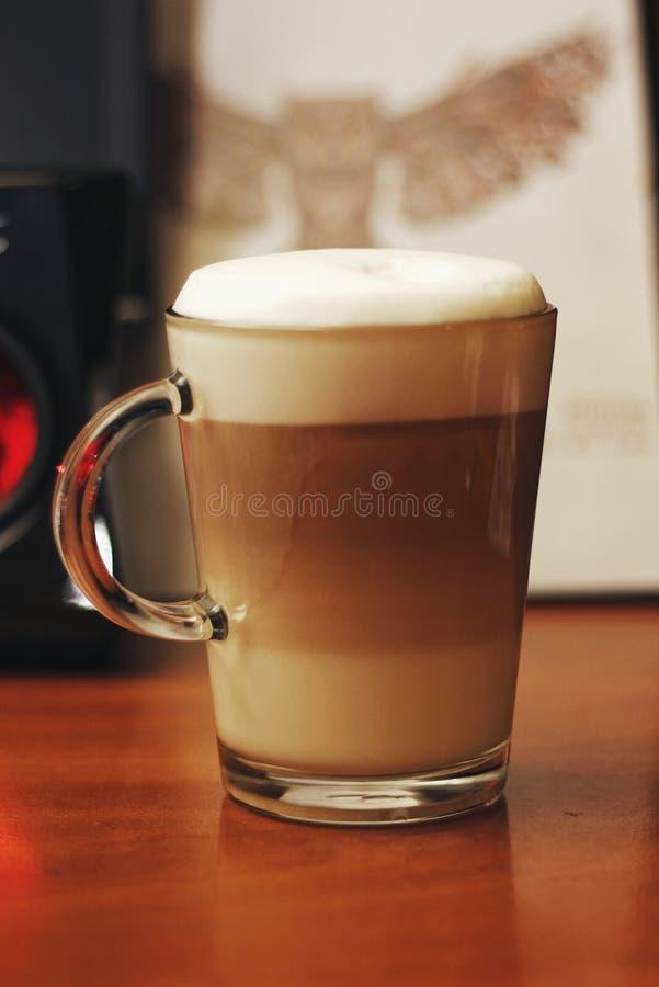 Kawowy Latte obraz stock