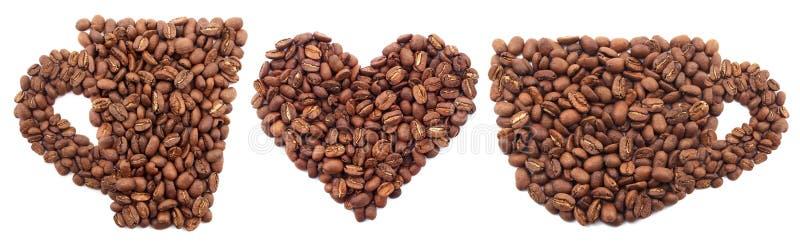 Kawowy pojęcie zdjęcia royalty free