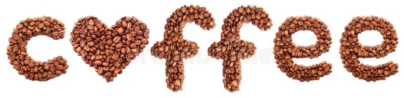 Kawowy pojęcie zdjęcie stock