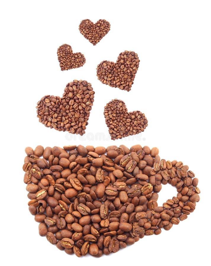 Kawowy pojęcie obraz stock