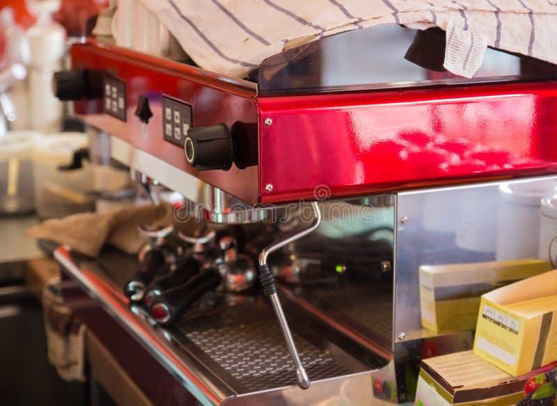 Kawowy producent fotografia stock