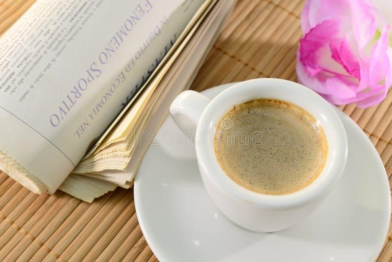 kawowy ranek zdjęcia stock