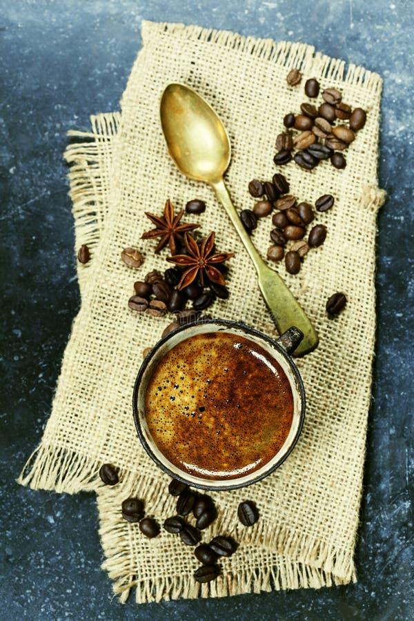 Kawowy skład obrazy stock