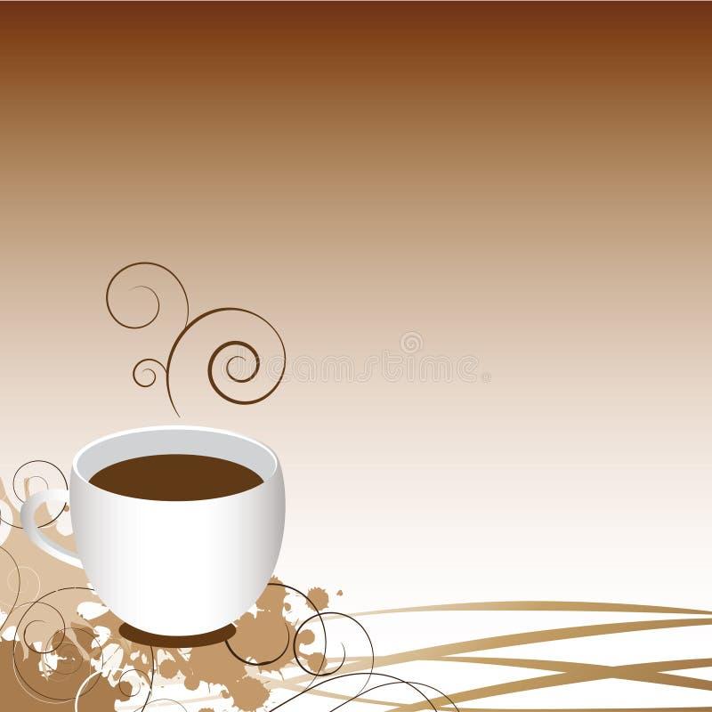 Kawowy Tło obrazy stock