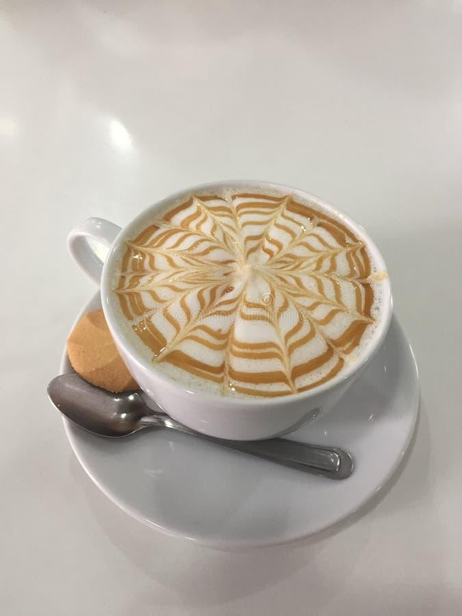 Kawowy zachwyt obraz royalty free