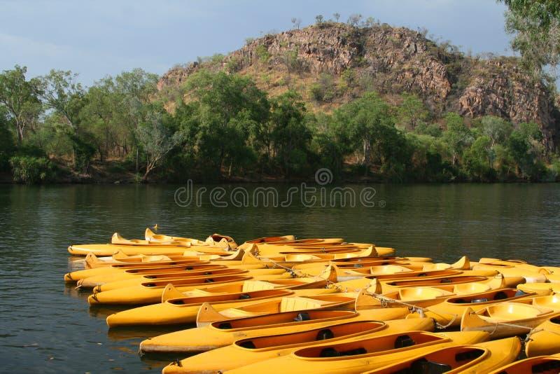 Kayak image libre de droits