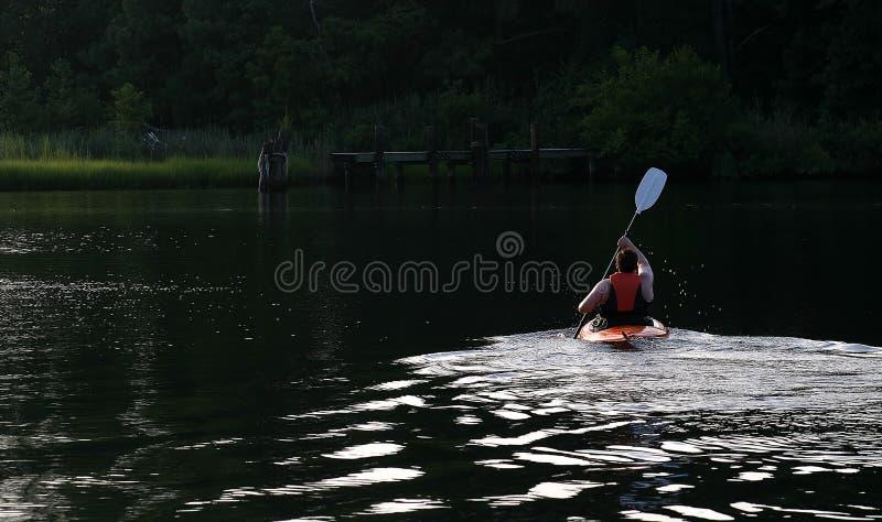 Kayak stock photos