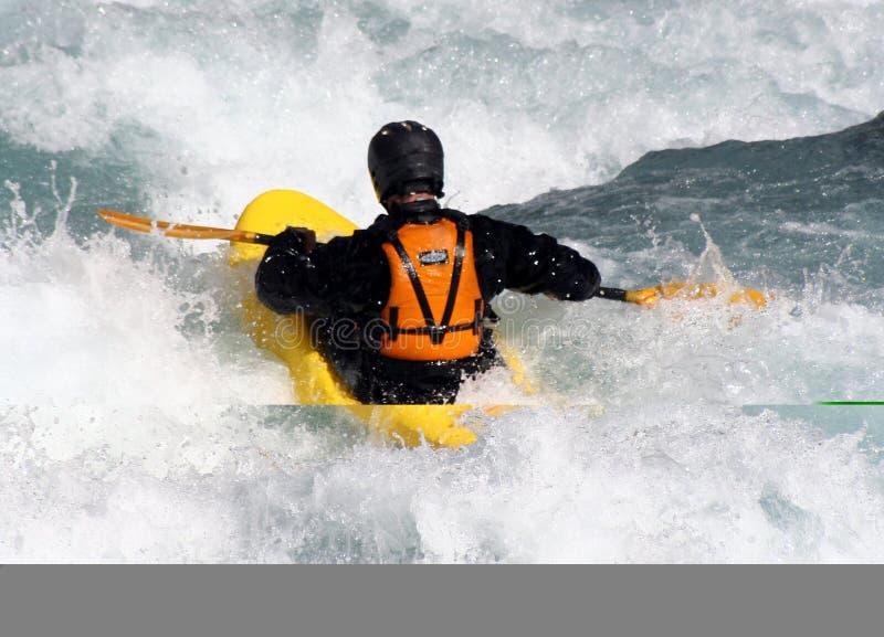 Kayak photos libres de droits