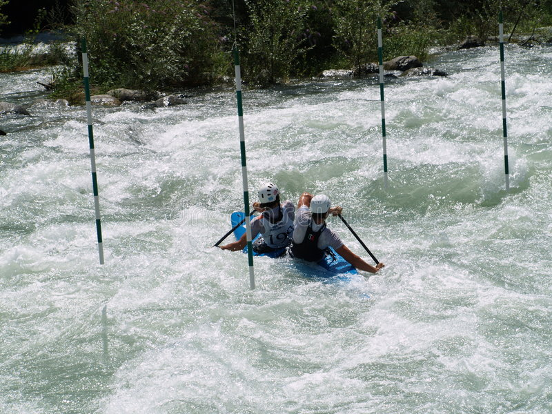Kayak Editorial Stock Photo