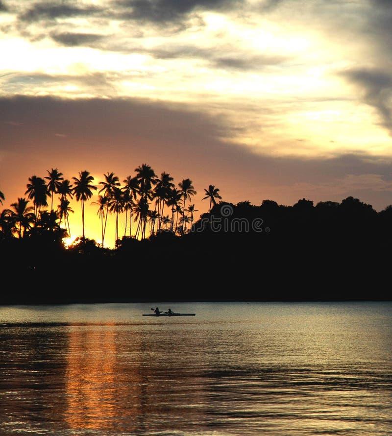 kayak стоковое изображение rf
